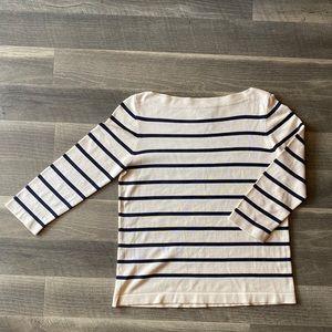 Ralph Lauren 3/4 sleeve lightweight sweater